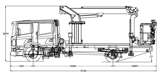fire truck M210