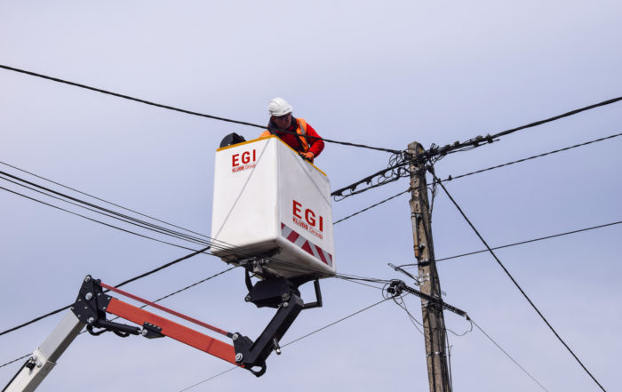 EGI-Klubb Group presents the E14P insulated lift in Russia