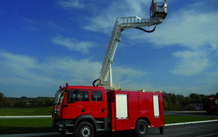 firefighting lift METEOR 180